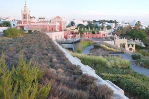 Estói Palace Gardens - Faro
