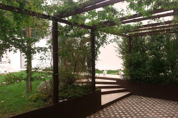 Castelo House Garden