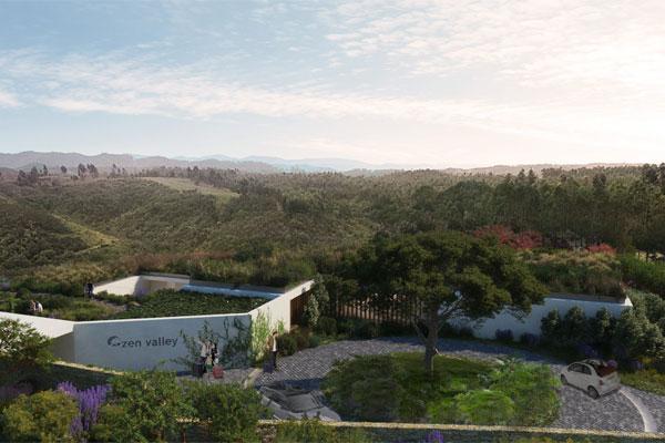 Zen Valley Hotel