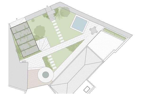 Jardim Residência Castelo